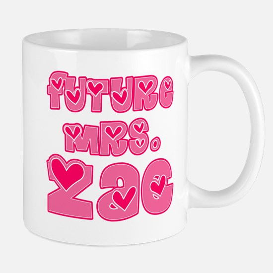 Future Mrs. Zac Mug