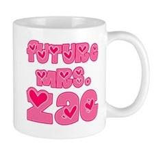 Future Mrs. Zac Small Mug