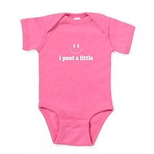 I Poot a Little Baby Bodysuit