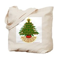 Springer Gifts Christmas Tree Tote Bag