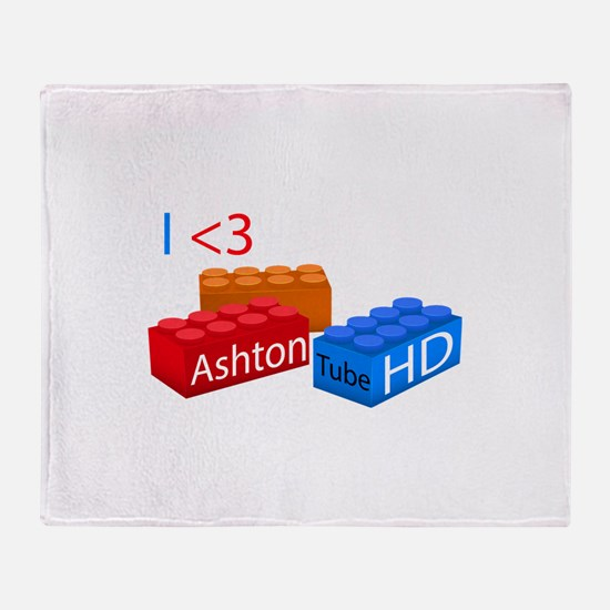 Cute Ashton Throw Blanket