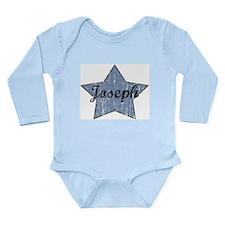 Cute Joseph Long Sleeve Infant Bodysuit