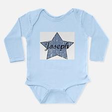Unique Joseph Long Sleeve Infant Bodysuit