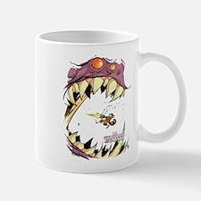 GOTG Comic Rocket Big Mouth Monster Mug
