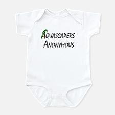 Aqua Anon Infant Bodysuit