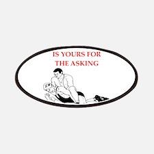 wrestling Patch