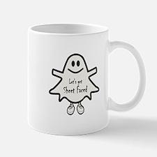 Lets Get Sheet Faced Mugs