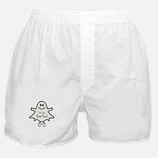 Lets Get Sheet Faced Boxer Shorts