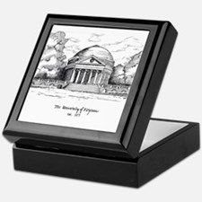 UVA Rotunda Artwork Keepsake Box