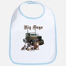 Big Dogs Bib