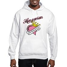 Hungarian Princess Hoodie Sweatshirt