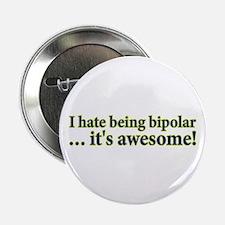 """Bipolar - 2.25"""" Button"""