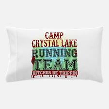 Halloween Running Team Pillow Case