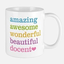Amazing Docent Mugs