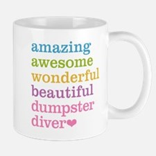 Amazing Dumpster Diver Mugs
