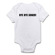 Bye bye Gonzo Infant Bodysuit