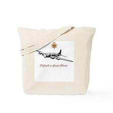 Benedcit  Tote Bag