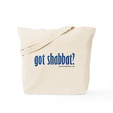 Got Shabbat? Tote Bag
