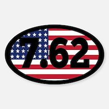 7.62 Bumper Stickers