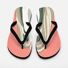 Shih Tzu Flip Flops
