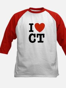 I Love CT Tee