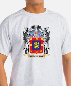 Vedenisov Coat of Arms - Family T-Shirt