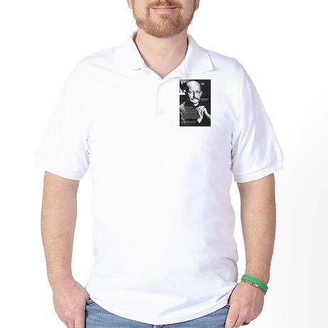 Quantum Physics Shop: Golf Shirt