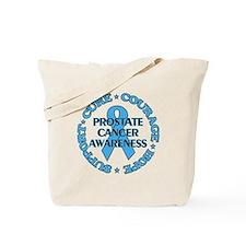 Childhood Cancer Awareness Tote Bag