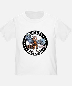 GOTG Comic Rocket Guns T