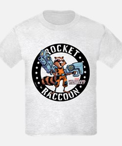 GOTG Comic Rocket Guns T-Shirt