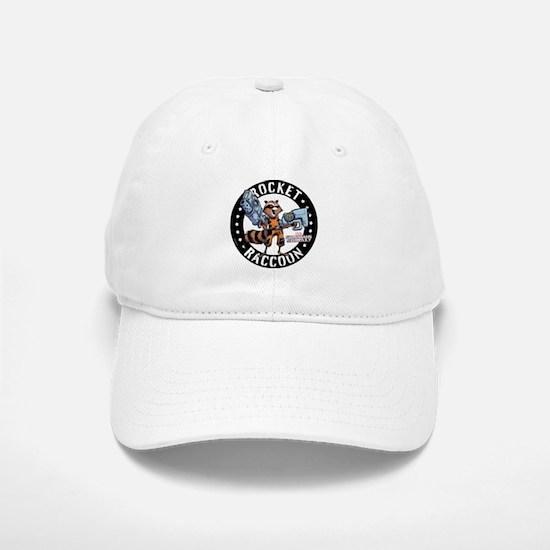 GOTG Comic Rocket Guns Baseball Baseball Cap