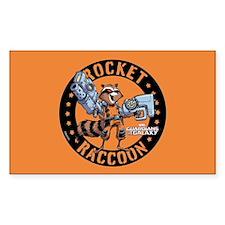 GOTG Comic Rocket Guns Decal