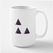 Newf*gs Can't Triforce Large Mug