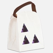 Newf*gs Can't Triforce Canvas Lunch Bag
