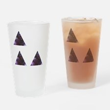Newf*gs Can't Triforce Drinking Glass