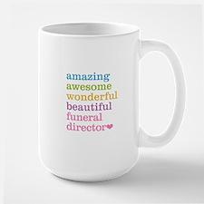 Amazing Funeral Director Mugs
