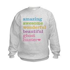 Amazing Ghost Hunter Sweatshirt
