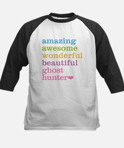Amazing Ghost Hunter Baseball Jersey