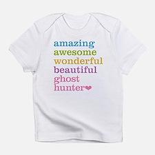 Amazing Ghost Hunter Infant T-Shirt