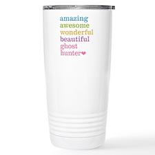 Amazing Ghost Hunter Travel Mug