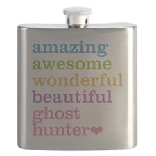 Amazing Ghost Hunter Flask