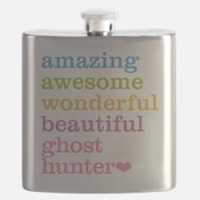 Amazing Ghost Hunter Flask