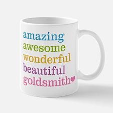Amazing Goldsmith Mugs