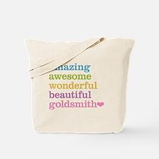 Amazing Goldsmith Tote Bag