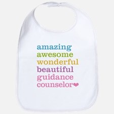 Amazing Guidance Counselor Bib