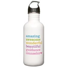 Amazing Guidance Couns Water Bottle