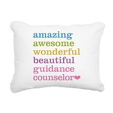 Amazing Guidance Counsel Rectangular Canvas Pillow