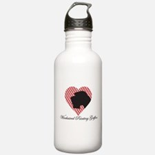 WIREHAIRED POINTING GR Water Bottle