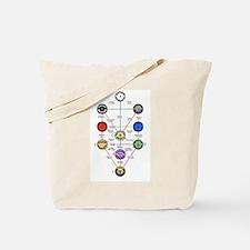 Master New Hermetics Tree Tote Bag