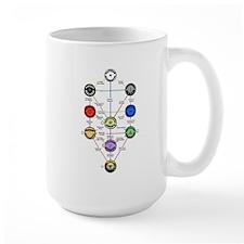 Master New Hermetics Tree Mug